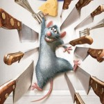 I tanti piani di lettura del cartoon Ratatouille