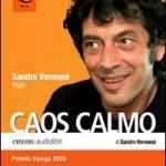 Nasce la versione audiolibro di 'Caos Calmo' di Veronesi