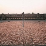 Il nudo di massa di Spencer Tunick