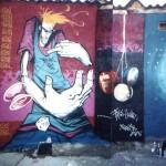 L'arte di strada non vuol dire imbrattare i muri