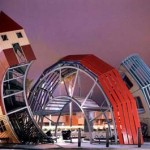 Splash Building, Dennis Oppenheim a Catanzaro