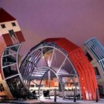 Splash Building, Dennis Oppenheim a Catanzaro