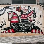 Dalle bande del Bronxs ai graffitari della Fondazione Cartier