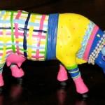 Le mucche del Cow Parade 2010 approdano a Roma