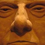 La statua di Berlusconi è un inquietante Buddha