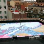 Molly Dilworth, la pittrice dei tetti di New York
