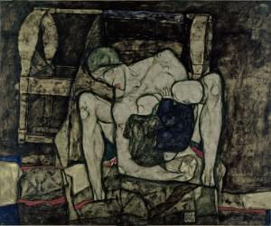 Madre cieca, 1914