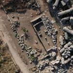 Selinunte: scoperto un nuovo tempio arcaico