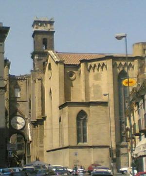 La chiesa di Sant'Eligio
