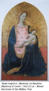 Madonna col Bambino (Madonna di Cedri), 1422-23 ca.