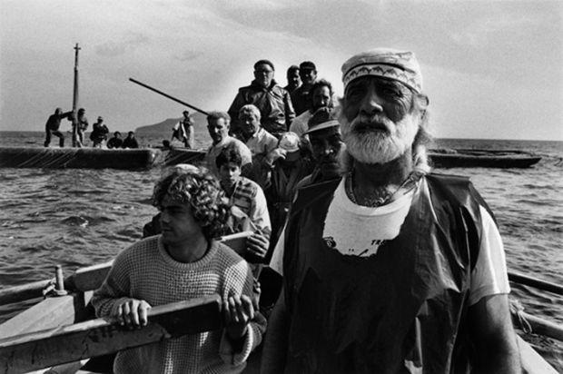 Sebastiao Salgado (courtesy of amazonas images), Sicilia 1991