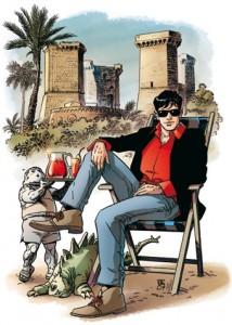 Il Dylan Dog di Bruno Brindisi
