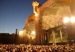 Lett(erat)ure alla Basilica di Massenzio